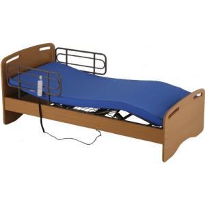 ベッド 電動ベッド ウェルホーム 90cm幅用/KRM-011X1 ナチュラル コイズミファニテック|sundance