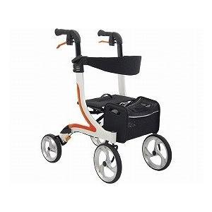 (歩行器) 屋内外両用歩行器  KW40 抑速ブレーキ内蔵ホイール無し|sundance