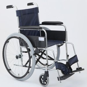 車椅子 走式標準車いす ガートル掛け付 MW-22ST- 車椅子 車イス|sundance
