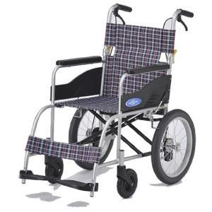 車椅子 日進医療器 NEO-2 アルミ製介助用車椅子 ノーパンクタイヤ仕様|sundance