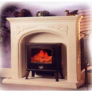 電気暖炉・英国サンクレスト社「ウィンズフォード」マントルピース付き |sundance