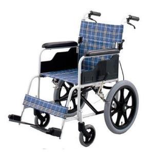 車椅子 日進医療器アルミ介助式車椅子TK-20C(背折・折りたたみ・軽量) sundance