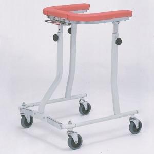 歩行器 日進医療器 折りたたみ式歩行車 四輪自在 屋内用 TY157F|sundance