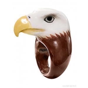 Nach わし ナッシュ アニマルリング 鷲 ワシ イーグル eagle 指輪|sunday-brunch