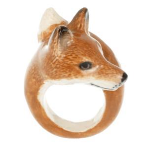 Nach きつね ナッシュ アニマルリング キツネ fox 指輪|sunday-brunch
