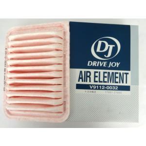 オーリス 〈2ZR-FAE〉 (ZRE152H/154H 2009/10〜2012/08用) エアエレメント V91120032|sunday-mechanic