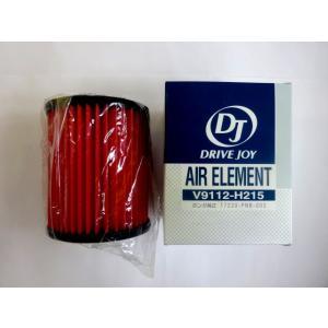 エディックス 〈K20A〉 (BE3/BE4 2004/07〜用) エアエレメント V9112H215 sunday-mechanic