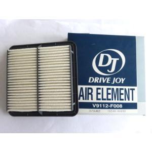 インプレッサ 〈EJ20〉 [TURBO] (GH8 2007/06〜用) エアエレメント V9112F008|sunday-mechanic