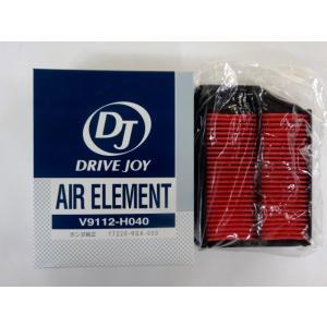 ライフ 〈P07A〉 (JB5/JB6 2003/09〜2008/11用) エアエレメント V9112H040|sunday-mechanic
