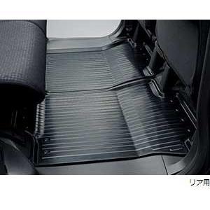 N-BOX  (JF1/2 11/12〜用) ラバーマット縁高タイプ リア用 08P19-TY0-000#|sunday-mechanic