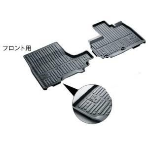 N-BOX+  (JF1/2 12/07〜用) ラバーマット フロント用 08P13-TY7-000|sunday-mechanic
