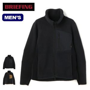 BRIEFING ブリーフィング ポーラテッククリティカルウォームハイネックフリース メンズ BRM...