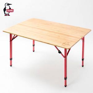 【 SPEC /製品仕様 】  ■ブランド名:CHUMS ■商品名:バンブーテーブル100 ■商品型...