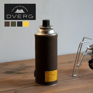 DVERG ドベルグ×グリップスワニー  CB缶ガスカートリッジカバー ガス缶カバー OutdoorStyle サンデーマウンテン