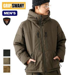 GRIP SWANY グリップスワニー  ファイヤープルーフダウンジャケット メンズ GSJ-49 ...