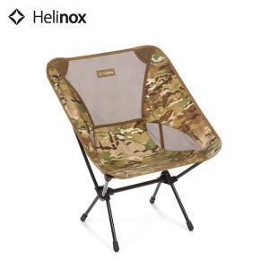Helinox ヘリノックス チェアワンカモ チェア イス 折りたたみ コンパクト キャンプ アウト...