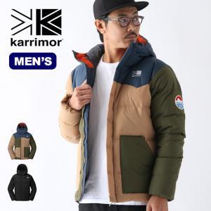 karrimor カリマー イーデーダウンパーカー メンズ アウター ダウン パーカー