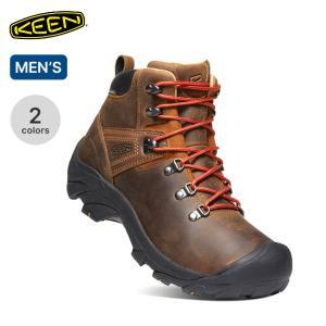 キーン ピレニーズ KEEN PYRENEES メンズ 靴 トレッキングシューズ ブーツ ミッドカット 登山靴 防水