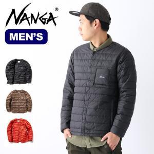 NANGA ナンガ ダウンカーディガン ジャケット アウター メンズ