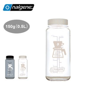 nalgene ナルゲン コーヒービーンズキャニスター150g(0.5L) コーヒー 豆 キャニスタ...