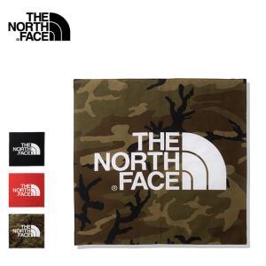 THE NORTH FACE ノースフェイス TNFロゴバンダナ
