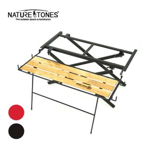 NATURE TONES ネイチャートーンズ ワイドスタンドフォー2バーナー&クーラーボックス スタンド ツーバーナースタンド クーラーボックスス フェス|sundaymountain