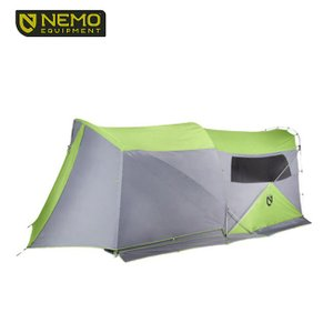 NEMO ニーモ ワゴントップ 4P LX | NM-WGT-4LX | 正規品 | アウトドア キャンプ 4人用 テント 最大8人 フェス|sundaymountain