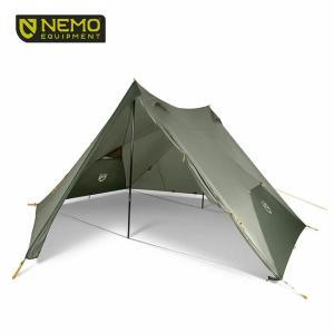 NEMO ニーモ ヘキサライト 6P タープ テント キャンプ 6人用 アウトドア
