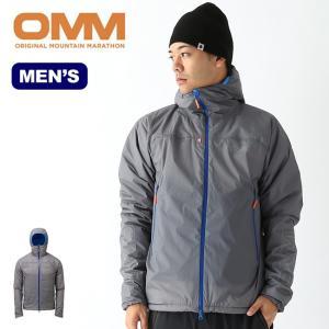 OMM オリジナルマウンテンマラソン マウンテンバラージジャケット メンズ ジャケット インサレーシ...