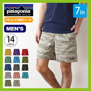 patagonia パタゴニア メンズ バギーズショーツ7in