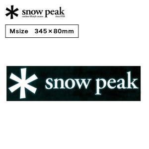 スノーピーク スノーピークロゴステッカー アスタリスク snow peak ステッカー ロゴ シール...