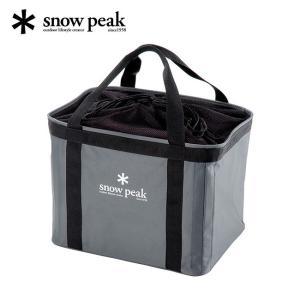 snow peak スノーピーク ギアコンテナ ギアバッグ ケース 焼武者 アイアングリルテーブル アウトドア キャンプ|OutdoorStyle サンデーマウンテン