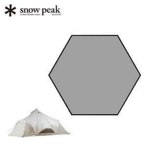 snow peak スノーピーク スピアヘッド Pro.L インナーマット