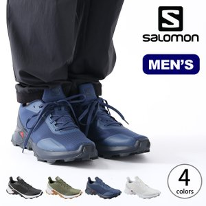 SALOMON サロモン アルファクロス メンズ シューズ スニーカー トレイルランニング トレラン...