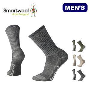 スマートウール ハイクライトクルー Smartwool Hike Light Crew メンズ 靴下...