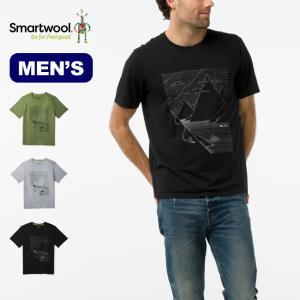 Smartwool スマートウール メンズ メリノ150フィヨルドスライダーティー