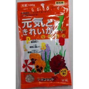 ◎スーパーブレンドF 100g 草花用|sundays-garden