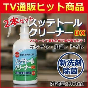 スッテトールDX500ml 2本セット