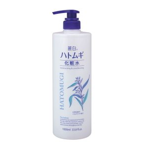 麗白 ハトムギ化粧水 本体 大容量サイズ 1000ml ※発送まで7〜11日程