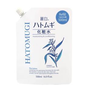 麗白 ハトムギ化粧水 詰替 500ml ※発送まで7〜11日程