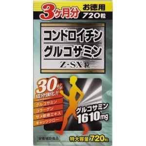 コンドロイチングルコサミンZ-SX粒 720粒|sundrugec
