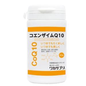 ◆分子生理化学研究所 ワカサプリ コエンザイムQ1060粒※発送まで11日以上|sundrugec