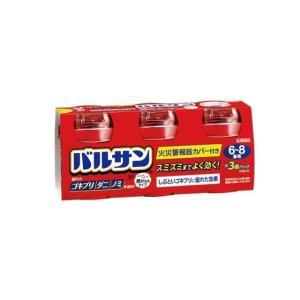 【第2類医薬品】レック バルサン 6〜8畳用 20g×3個|sundrugec