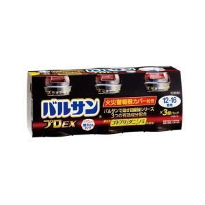 【第2類医薬品】レック バルサンプロEX 12〜16畳用 40g×3個|sundrugec