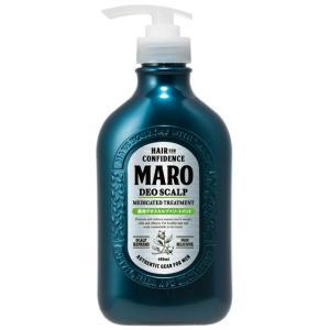 【医薬部外品】MARO(マーロ) 薬用デオスカルプトリートメント 480ml|sundrugec