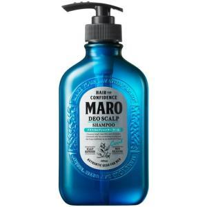 MARO(マーロ) デオスカルプシャンプー クール 400ml|sundrugec