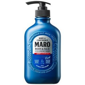 MARO(マーロ) 全身用クールクレンジングソープ 400ml|sundrugec