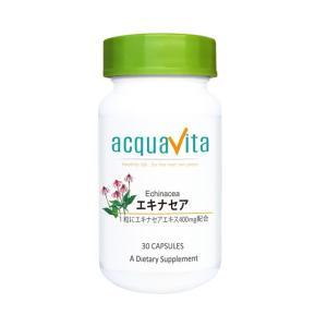 acquavita(アクアヴィータ)エキナセア(30粒)|sundrugec