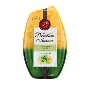 ●贅沢なアロマの香りが空間に広がります。<br>●ナノパウダー※配合で、すばやく強力に空...