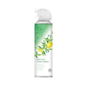 アース製薬 トイレのスッキーリエア! ヴァーベナ&レモンの香り 350ML